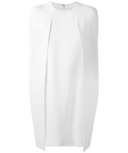 Gianluca Capannolo | Slit Sleeves Dress 38 Viscose/Acetate
