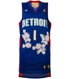 Night Market | Detroit Embroidered Nba Tank