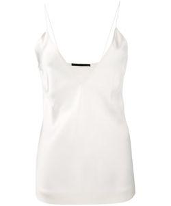 Haider Ackermann | V-Neck Camisole 42 Acetate/Rayon/Silk
