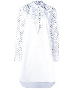 ROSETTA GETTY   Western Tunic Shirt Small Cotton