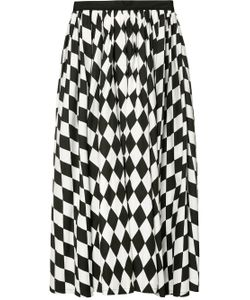 TOME | Diamond Print Full Skirt