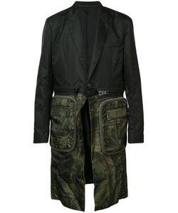 Givenchy   Пальто Средней Длины С Молнией
