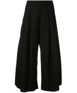 Labo Art | Wide-Leg Cropped Trousers 2