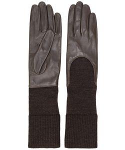 Gala | Knitted Cuff Gloves Women