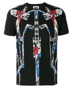 Les Hommes Urban | Graphic Print T-Shirt Size Xl