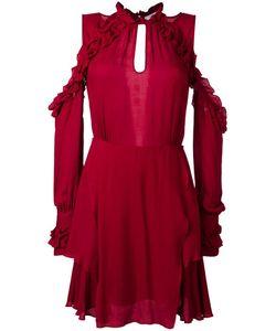 Iro | Hanie Cold Shoulder Dress 38 Viscose