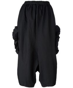 COMME DES GARCONS COMME DES GARCONS | Comme Des Garçons Comme Des Garçons Drop-Crotch Culottes Size Small