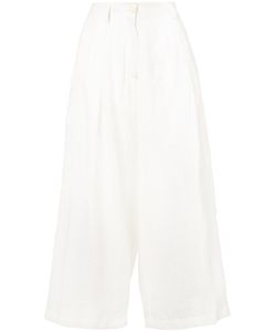 Isabel Benenato | Cropped Trousers 40