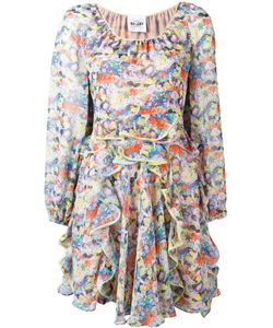 Si Jay | Print Dress 42 Polyester