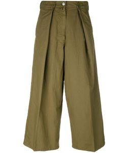 Dries Van Noten | Cropped Trousers