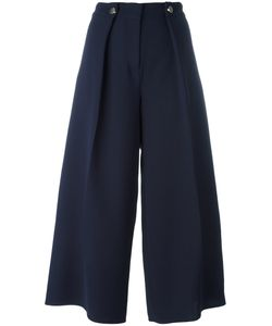 Victoria, Victoria Beckham | Victoria Victoria Beckham Cropped Culottes 8 Polyester/Cotton/Silk