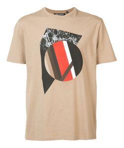 Neil Barrett | Front Print T-Shirt Size Small