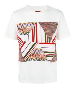 Missoni | Patchwork Panel T-Shirt M