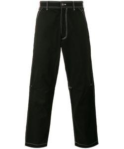 Comme Des Garcons | Comme Des Garçons Shirt Contrast Stitch Trousers Medium