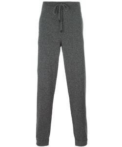 Calvin Klein Collection | Classic Track Pants Small Cashmere
