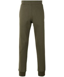 Lanvin | Grosgrain Band Track Pants Small Cotton/Spandex/Elastane