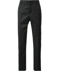 Alexander McQueen | Skull Jacquard Trousers 52 Wool/Polyester