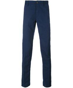 Incotex | Wrinkled Slim Trousers 30
