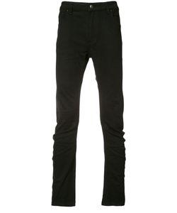 SKINGRAFT | Curved Denim Jeans Size 34