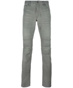 John Varvatos | Motocross Slim Fit Jeans 32 Cotton/Spandex/Elastane