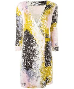 Diane Von Furstenberg | Evening Dress With Belt Tie Waist