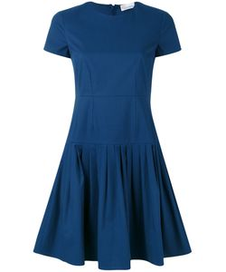 Red Valentino | Flared Trim Dress