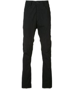 ZIGGY CHEN | Biker Trousers 46 Cotton