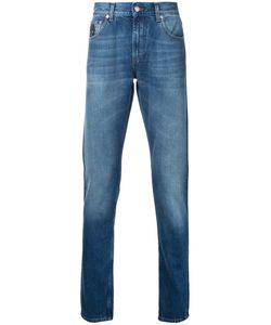 Alexander McQueen | Straight-Leg Jeans 46 Cotton
