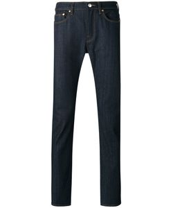 PS PAUL SMITH | Ps By Paul Smith Straight-Leg Jeans 32/30 Cotton/Polyurethane