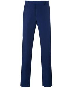 Paul Smith | Tailo Trousers 36 Linen/Flax/Viscose/Polyester
