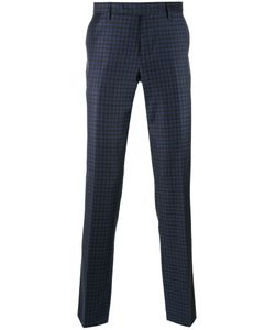 Paul Smith | Checked Tailo Trousers 34 Wool