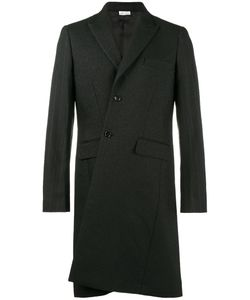 COMME DES GARCONS HOMME PLUS | Asymmetric Bias Cut Long Coat