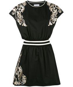Gaëlle Bonheur | Приталенное Платье С Вышивкой