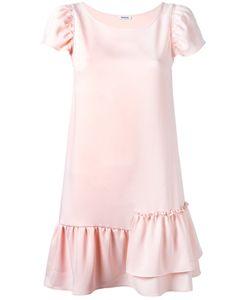 P.A.R.O.S.H. | Asymmetric Hem Mini Skirt Polyester