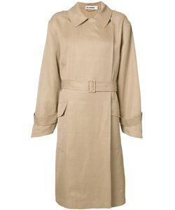 Jil Sander | Belted Trench Coat