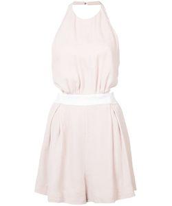 C/MEO | Плиссированное Мини-Платье