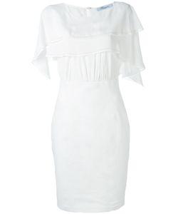 Blumarine   Ruffled Dress 40