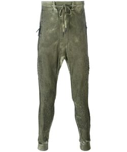11 BY BORIS BIDJAN SABERI | Cold Dye Optic Sweatpants Size