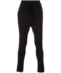 THOM KROM | Casual Drop-Crotch Trousers Xl Cotton