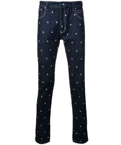 EDUCATION FROM YOUNGMACHINES | Stars Print Jeans Size 2
