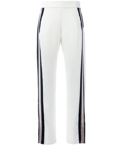 Aviù | Striped Side Track Pants Size 42