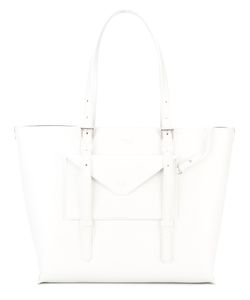 Giorgio Armani | Contrast Interior Tote Leather/Polyurethane