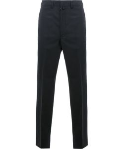 Lanvin | Tailo Straight-Fit Trousers 46 Cotton/Spandex/Elastane/Acetate/Virgin Wool