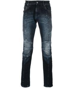 Pierre Balmain | Biker Jeans 32 Cotton/Spandex/Elastane