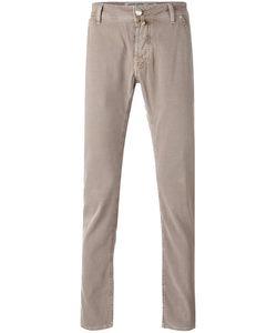 Jacob Cohёn   Straight-Leg Trousers 40