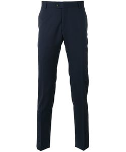 Tonello | Pleat Front Trousers 48 Virgin Wool