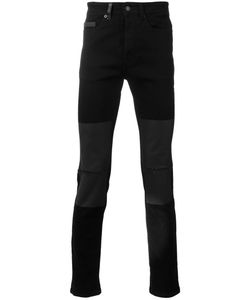 MARCELO BURLON COUNTY OF MILAN   Patched Knee Jeans Size 32