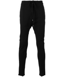 THE VIRIDI-ANNE | Slim-Fit Trousers 3 Cotton