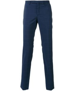 Incotex | Checked Slim-Fit Tailored Trousers