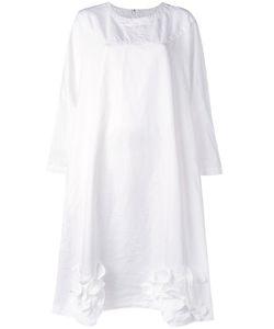 COMME DES GARCONS COMME DES GARCONS | Платье С Цветочным Украшением